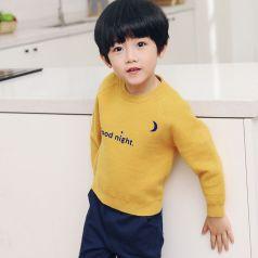 PONIPONCHI 圆领时尚毛衣 JI001#