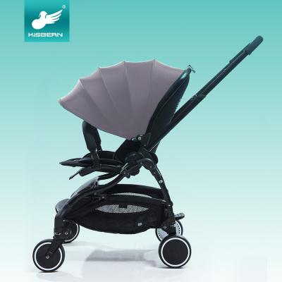 可思贝高端跑车型婴儿推车可坐可躺轻便折叠四轮高景观婴儿车