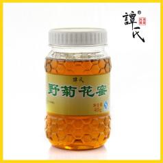 譚氏 485g野菊花蜜 純天然農家蜂蜜