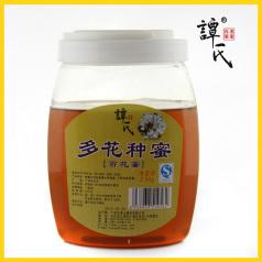 譚氏 2.5kg多花種蜜 天然原生態野生農家自產蜂蜜