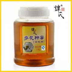 譚氏蜂蜜 百花蜜1.4kg 從化多花種原生態野生農家自產蜂蜜譚氏蜂蜜 百花蜜1.4kg 從化多花種原生態野生農家自產蜂