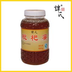 譚氏蜂蜜 枇杷蜜980g 野生農家自產枇杷蜜 春冬季熱賣