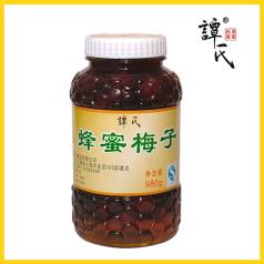 譚氏 980g蜂蜜梅子 從化特產,天然野生口味