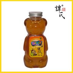 譚氏蜂蜜 山楂蜜485g 農家山楂蜜 野生成熟山楂蜂蜜 活性山楂花蜜