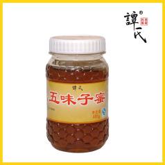 485g五味子蜜 從化原生態野生農家蜂蜜