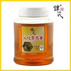 譚氏蜂蜜 荔枝蜜1.4kg 新鮮野生荔枝蜜 農家荔枝蜂蜜 成熟活性蜜