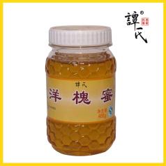 譚氏蜂蜜 洋槐蜜485g 原生態農家野生蜂蜜