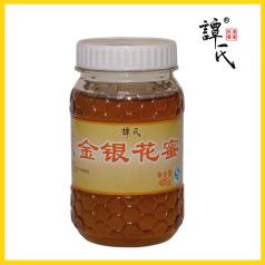 譚氏 485g金銀花蜜 天然野生農家土蜂蜜