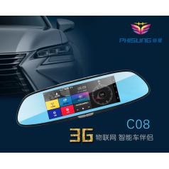 菲星3G智能行车记录仪C08