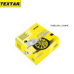 TEXTAR92072703 泰明顿刹车盘, 后奔驰 C (W204), E (W210) 汽车零配件
