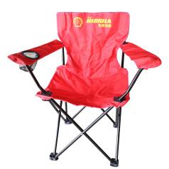 勁霸紅色沙灘椅
