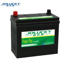 JL0100002嘉乐驰(绿牌)55B24R(细) , 6-QW-45(45Ah)嘉乐驰绿牌蓄电池 嘉乐驰蓄电池 嘉乐驰电池