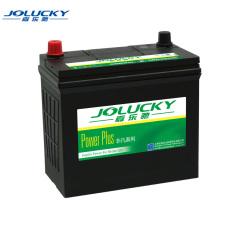 JL01000023嘉乐驰(绿牌)55B24LS(粗) ,6-QW-45(45Ah)嘉乐驰绿牌蓄电池