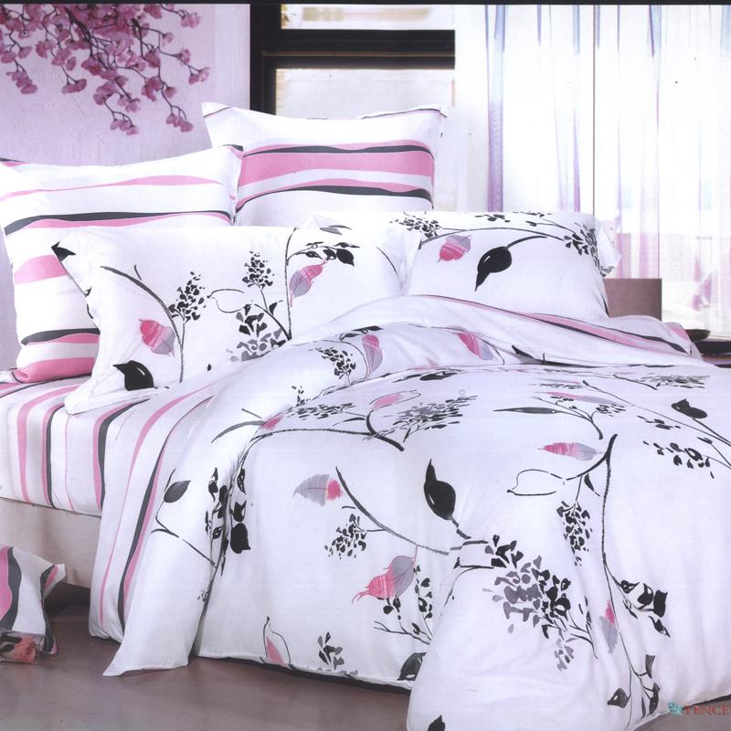 悅舞-天絲床單四件套