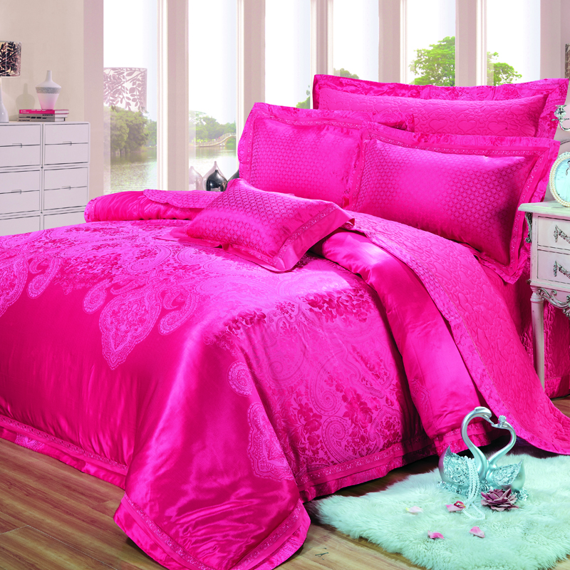 全城熱戀-床蓋六件套