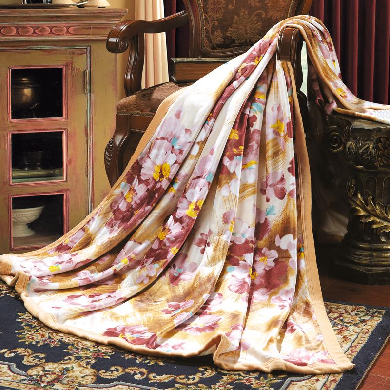 竹纖維毛毯(塞尚迷情)