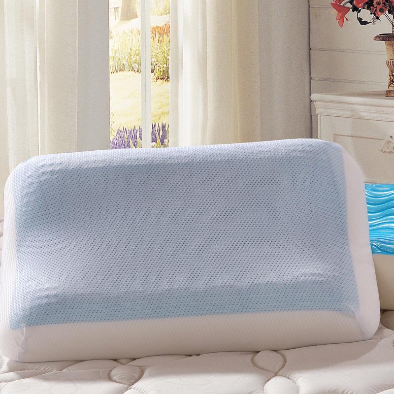 保健凝膠記憶枕