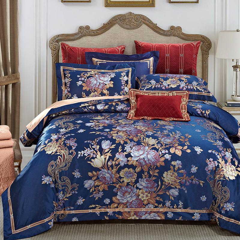 高精密床蓋八件套(雍容華貴)