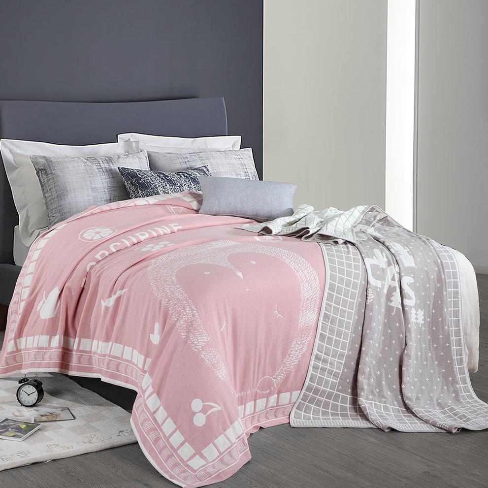 全棉毛巾休閑毯