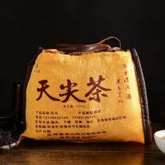 正源安黑茶 天尖茶特級1kg簍裝